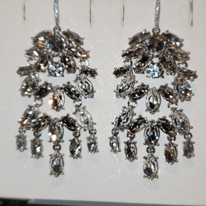 💝Stunning Marquise crystal earrings